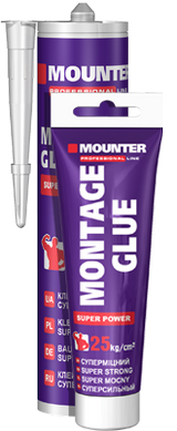 Montage glue superstrong